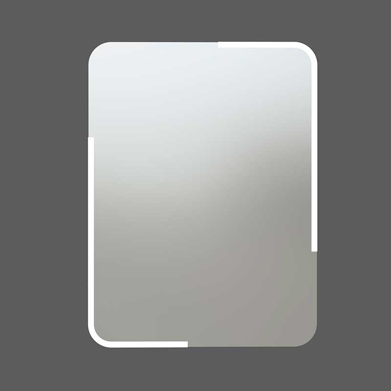 Twist Spejl Med To Lyskanter